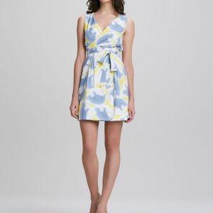 Diane Von Furstenberg cotton wrap dresss